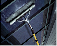 commercial reach and wash window cleaning services leicester